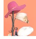 帽子デザイナーの仕事内容